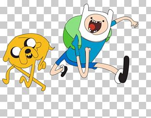 Finn The Human Jake The Dog Adventure Television Show PNG