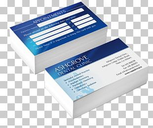 Business Card Design Paper Business Cards Printing PNG