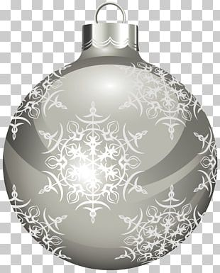 Christmas Ornament White Christmas PNG