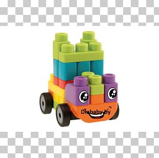Toy Block Chicco Architectural Engineering Vehicle PNG