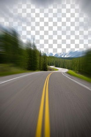 Highway Car Road Photography PNG