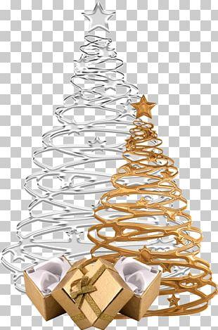 Christmas Tree Christmas Card Christmas Decoration PNG