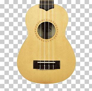 Kala Satin Mahogany Soprano Ukulele Musical Instruments PNG