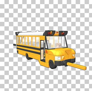 School Bus Product Yellow Motor Vehicle PNG