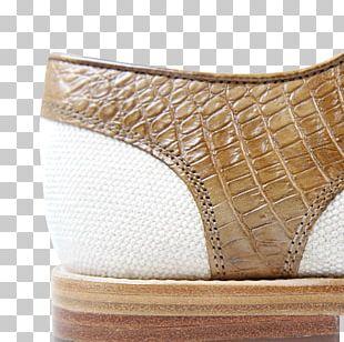 Beige Shoe PNG