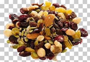 Dried Fruit Muesli Nut Food Berry PNG