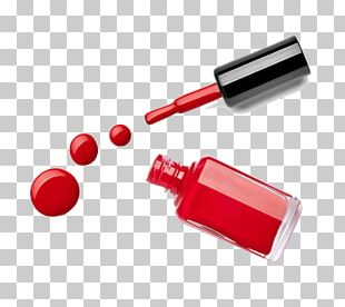 Nail Polish Cosmetics Manicure Nail Salon PNG