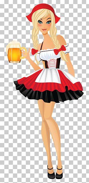Oktoberfest Beer Glasses PNG
