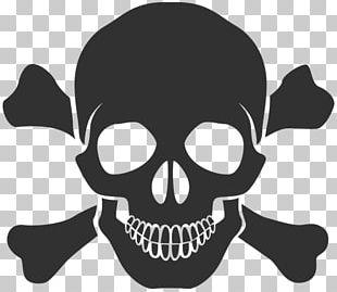 Skull And Crossbones Skull And Bones Human Skull Symbolism PNG