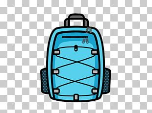 Backpack Flat Design Bag PNG