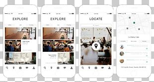 Smartphone Mobile Phones Website Wireframe PNG