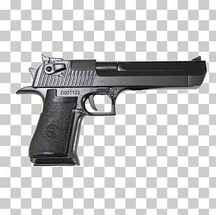 Trigger Revolver IMI Desert Eagle Firearm Pistol PNG