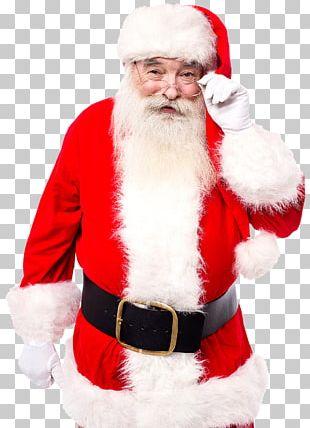 Saint Nicholas Santa Claus The Father Christmas Letters PNG