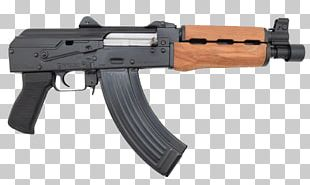 AK-47 Semi-automatic Pistol 7.62×39mm Firearm PNG