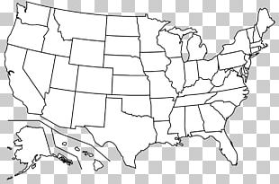 Blank Map Western United States Border World Map PNG