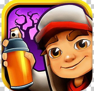 Subway Surfers Icon PNG