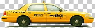 Taxi Cab Nyc PNG