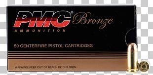 Full Metal Jacket Bullet .40 S&W Cartridge Ammunition Grain PNG