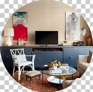 Living Room Interior Design Services PNG