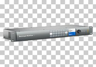 Blackmagic Design Serial Digital Interface 4K Resolution Video Camera PNG