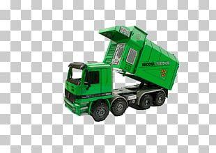 Car Garbage Truck Waste PNG