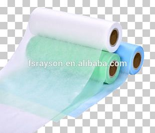 Plastic Recycling Nonwoven Fabric Polypropylene Material PNG