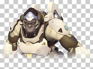 Characters Of Overwatch Winston PlayStation 4 Video Games PNG