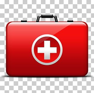 First Aid Kits First Aid Supplies Medical Bag Computer Icons PNG