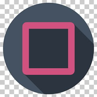 Square Angle Purple Brand PNG