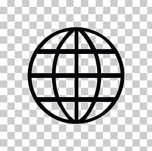 World Wide Web Symbol Icon PNG