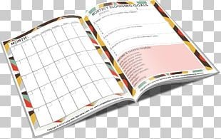 2016 Blog Planner Paper Coloring Book PNG