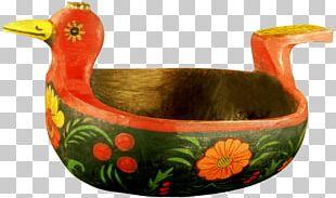 Ceramic Duck Tableware Handicraft PNG