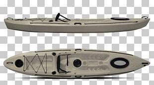 Kayak Fishing Angling Sit-on-Top PNG