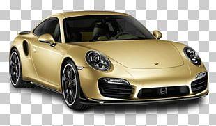 Porsche 930 Sports Car Motor Vehicle Spoilers PNG