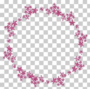 Wreath Flower Petal PNG