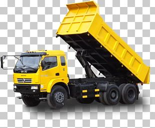 Commercial Vehicle Dump Truck Dongfeng Motor Corporation Car PNG