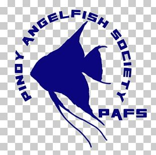 Pinoy Freshwater Angelfish Philippines Logo Fin PNG