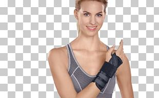 Wrist Hand Wrap Orthotics Splint PNG