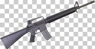 Airsoft Guns M16 Rifle M4 Carbine Firearm PNG