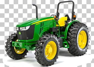 John Deere Circle Tractor Architectural Engineering Heavy Machinery PNG
