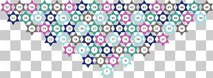 Shawl Scarf Crochet Motif Pattern PNG
