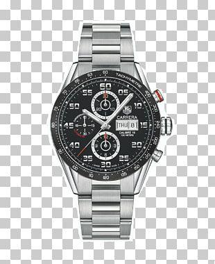 TAG Heuer Carrera Calibre 5 TAG Heuer Aquaracer Calibre 5 Watch PNG