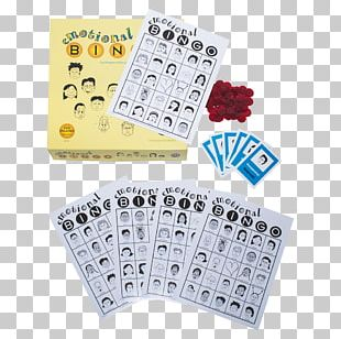 Bingo Game Emotion Dominoes Child PNG