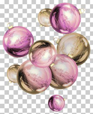 Christmas Ornament Bombka Ball PNG