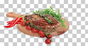 Sirloin Steak Barbecue Roast Beef Rib Eye Steak Meat Chop PNG