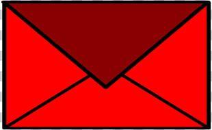 Envelope Mail Postage Stamp PNG