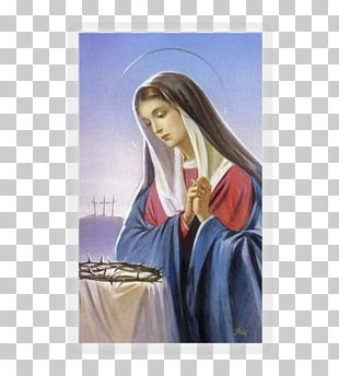 Our Lady Of Fátima Our Lady Of Perpetual Help Religion Our Lady Of Sorrows Holy Card PNG