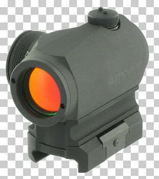 Aimpoint AB Red Dot Sight Reflector Sight Optics PNG