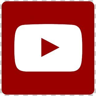 Social Media YouTube Logo Icon PNG