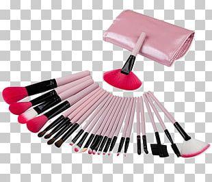Cosmetics Makeup Brush Foundation Face Powder PNG